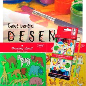 set-desen-abc-creatie-pentru copii
