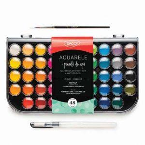 acuarele-48-culori-atelier-excelsior